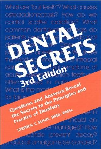 Dental Secrets, 3e