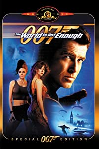 """The World Is Not Enough"" is number nineteen of the list of James Bond movies, and the third with Pierce Brosnan as Agent 007."