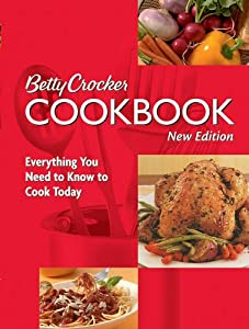 "Cover of ""Betty Crocker Cookbook: Everyth..."