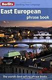Berlitz: East European Phrase Book & Dictionary (Berlitz Phrasebooks)