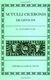 By Cicero - De Officiis: 1st (first) Edition