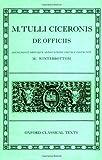 By Cicero - De Officiis: 1st (first) Edition