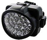 Am-Tech - Lampada da testa con 32 LED super luminosi