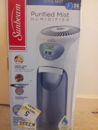Sunbeam Cool Mist Humidifier