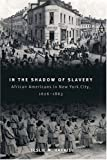 In the Shadow of Slavery : African Americans in New York City, 1626-1863 (Historical Studies of Urban America)