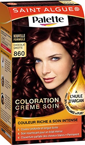 Saint Algue Palette Coloration Permanente Chocolat Griotte 860