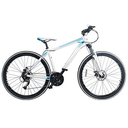 650B-275-Zoll-Coyote-Wisconsin-27-Gang-Mountainbike-Fahrrad-Trekking-Cross-Wei-Rahmengrsse20-Zoll
