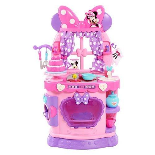 Awardpedia Minnie Mouse Flippin Fun Kitchen