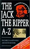img - for The Jack the Ripper A to Z book / textbook / text book