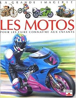 Les Motos: Agnès Vandewiele: 9782215065487: Amazon.com: Books
