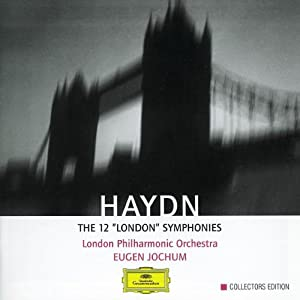 Haydn : Symphonies Londoniennes (Coffret 5CD)