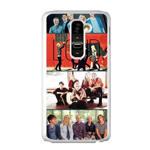 R5 Loud Band Famous Movie Star And Singer Personalized Durable Plastic Case For Lg G2 (Fit For At&T)