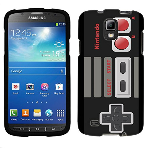 Samsung Galaxy S4 Active Old School Nes Controller Phone Case Cover