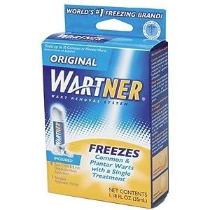 Wartner Plantar Wart Removal Systems, 10 Applications - 35 Ml