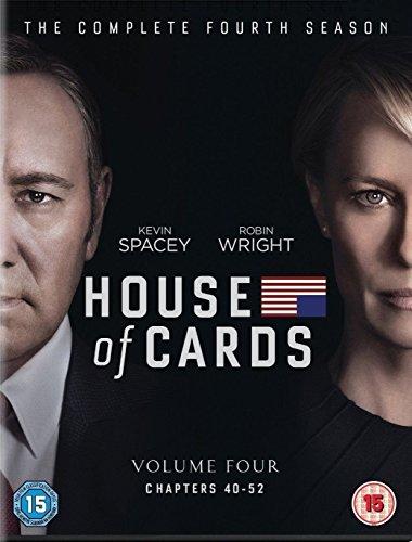 House Of Cards: Season 4 (Special Packaging) [Edizione: Regno Unito]
