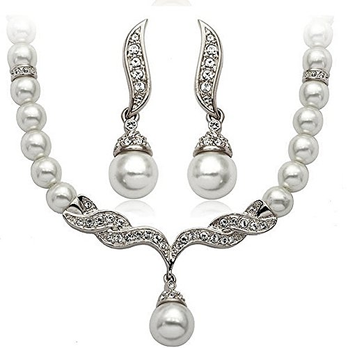 kit-of-necklace-and-earring-toogoo-r-parure-cultured-pearl-necklace-earrings-womans-wedding-jewelry