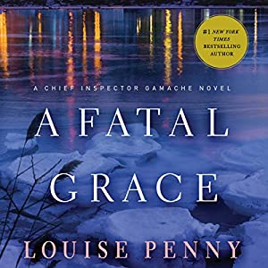 A Fatal Grace Audiobook