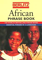 Berlitz African Phrase Book