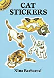 Cat Stickers (Dover Little Activity Books Stickers)
