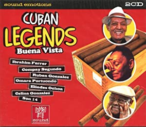 Cuban Legends Buena Vista