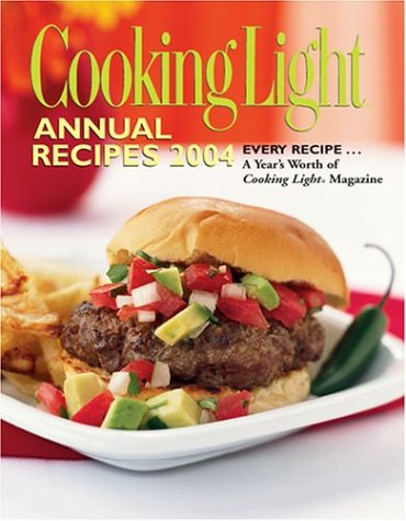 Cooking Light Annual Recipes 2004 front-1032613