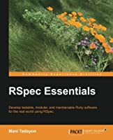 RSpec Essentials Front Cover