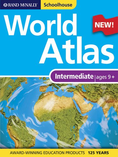 Rand McNally Schoolhouse Intermediate World Atlas