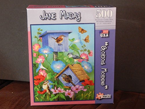"Jane Maday ""Glorious Morning"" 500 Piece Jigsaw Puzzle - 1"