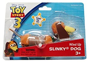 POOF-Slinky 2252ABL Disney Pixar Toy Story Wind-Up Slinky Dog by Slinky TOY (English Manual)