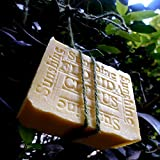 Artisan Soap Citrus with Orange- Tangerines -Natural Handcrafted Soap All Natural