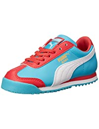 PUMA Roma Basic Jr Sneaker (Little Kid/Big Kid)