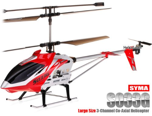 S033G 3Ch X-Large RC HelicopterRC Helicopter