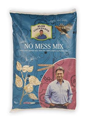 Alan Titchmarsh 4Kg No Mess Seed