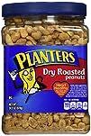 Planters Dry Roasted Peanuts, w/Sea S…