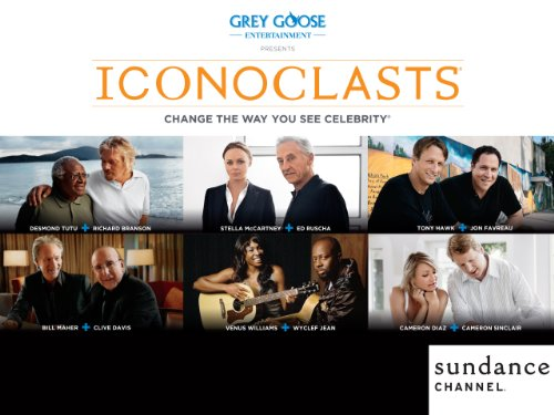 Amazon.com: Iconoclasts Season 4: Robert Redford, Jon