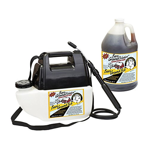 Bare Ground Bolt BGBPS-1 Fast-Acting CaCl2 Ice Melt Liquid with Battery Powered Sprayer, 128 oz (1 Gallon) (Easy To Use Snow Blower compare prices)