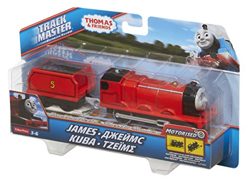 Thomas-and-Friends-Personaje-principal-James-Mattel-BML08