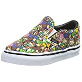 Vans Classic Slip-On (Nintendo) Super Mario Bros VN000ZCRK5A Toddler Size 5.5