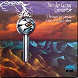 VAN DER GRAAF GENERATOR The least we can do is wave to each other , PINK SCROLL 1st press plus POSTER