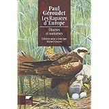 Les rapaces d'Europe : Diurnes et nocturnespar Paul G�roudet