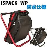 ispack(イスパック) ISPACK WP イスパック 防水仕様 バッグ・リュックサック BLACK-GREY