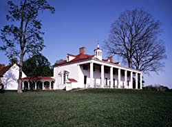 A Grand Day at George Washington's Estate, Mount Vernon - Striking 16x20-inch Photographic Print by Carol M. Highsmith