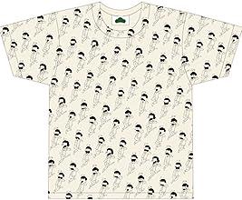 おそ松さん シェー柄Tシャツ クリーム Mサイズ
