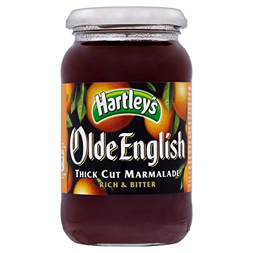 Hartley'S Olde English Thick Cut Marmalade (454G)