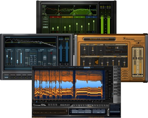 iZotope Studio & Repair Bundle  Ozone 5, Alloy