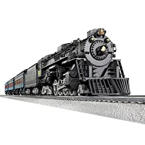 Lionel trains polar express train set o gauge