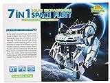 Little Treasures 7 In 1 Educational Solar Rechargeable Space Fleet Solar Power Learning Kit