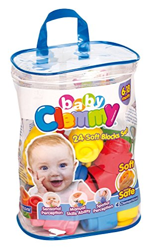 Clemmy 24 Pc Soft Zip Bag - 1