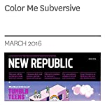 Color Me Subversive | Laura Marsh
