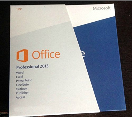 Microsoft Office 2013 Professional 32/64-Bit